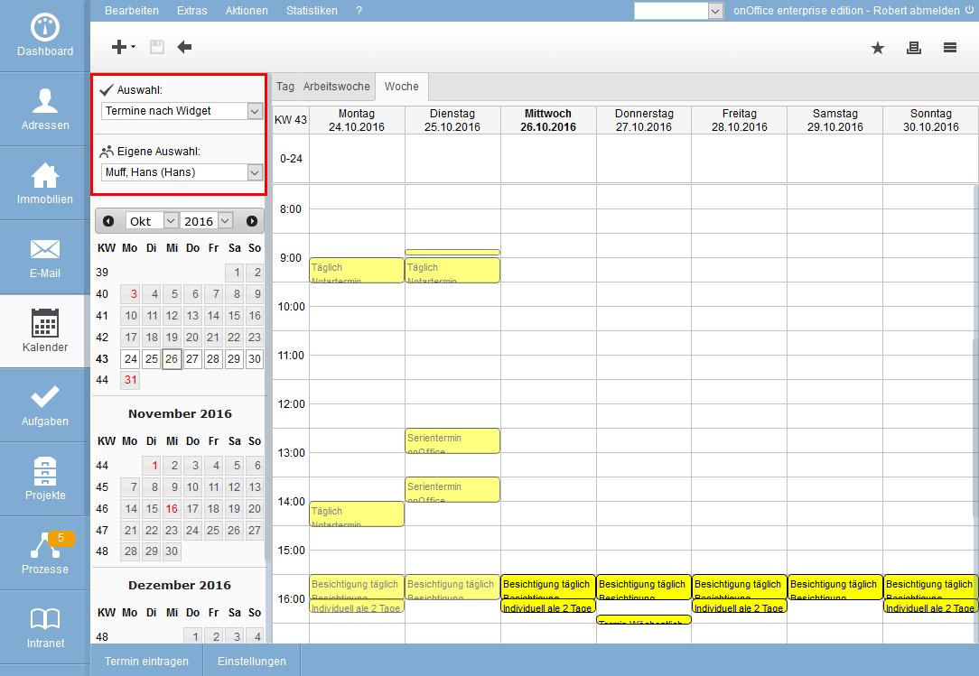 temopaerer kalender